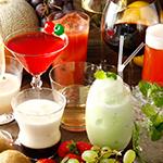 ラズル-西麻布‐Razzle種類豊富な飲み放題メニュー